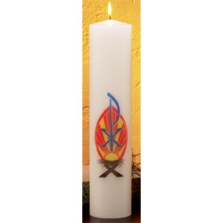 Christ Candle | Nativity
