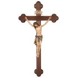 Woodcarved Crucifix