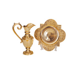 Lavabo Set - Goldplated