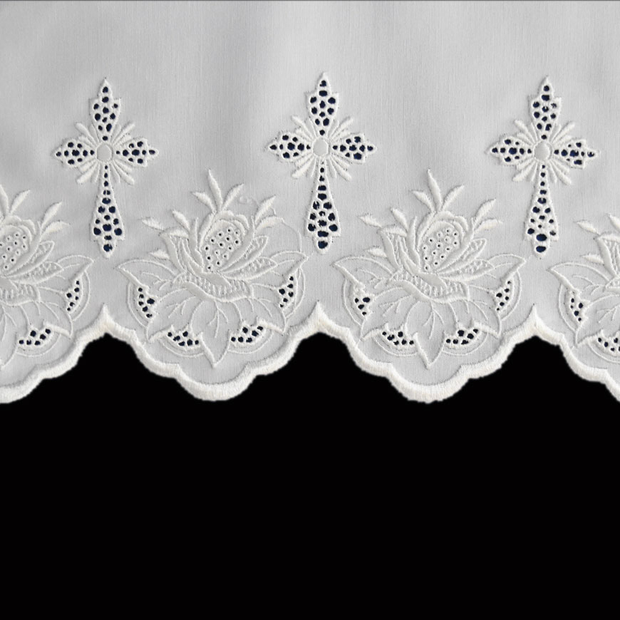 Altar Cloth | Washable Polyester | Silk Embroidery | 1108W
