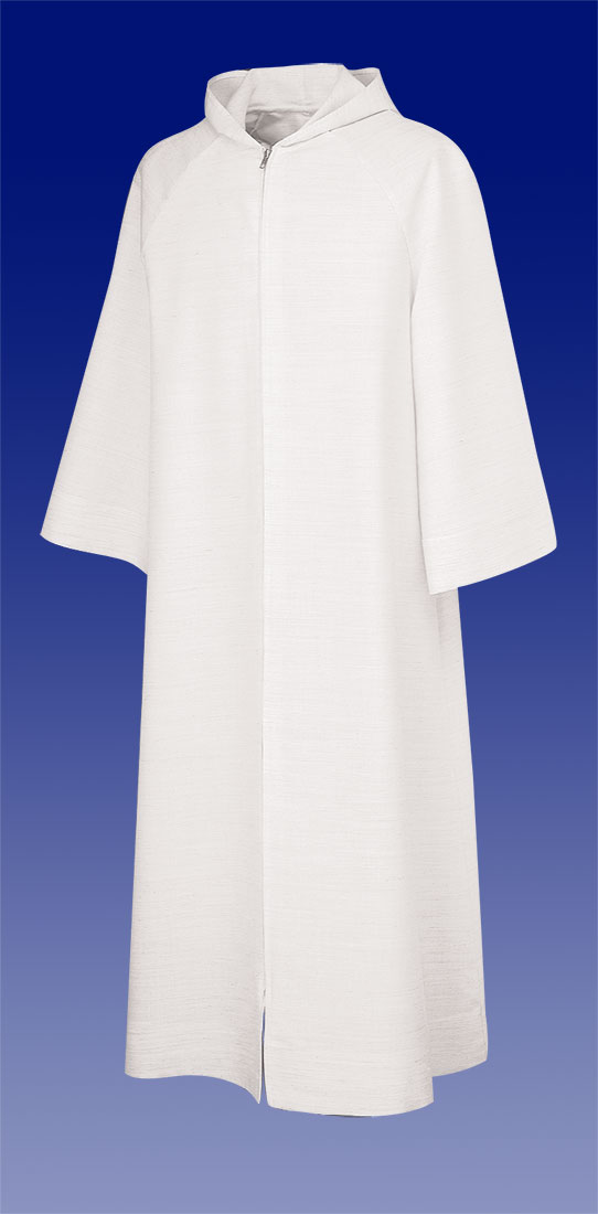 Altar Server Alb | Hooded | Pius