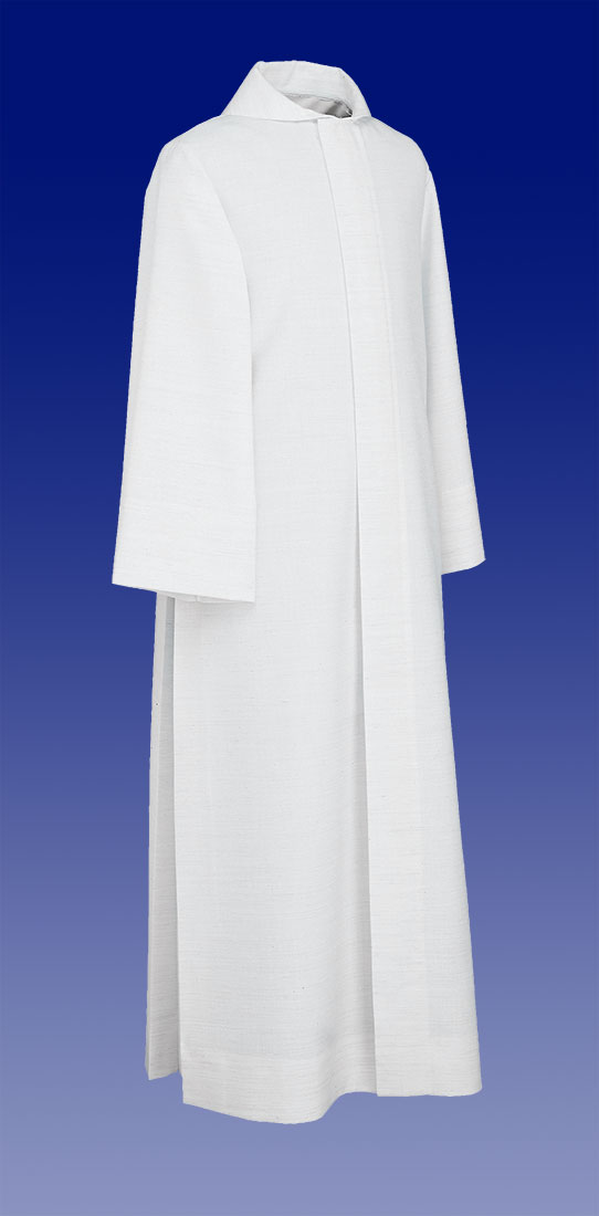 Altar Server Alb | Coat Style | Pius