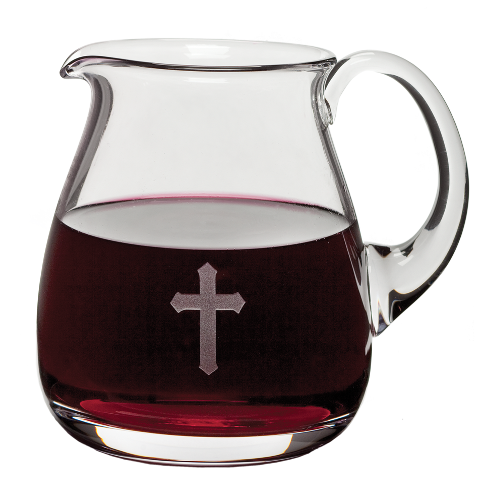 Flagon for Altar Wine | 37 oz | 9123