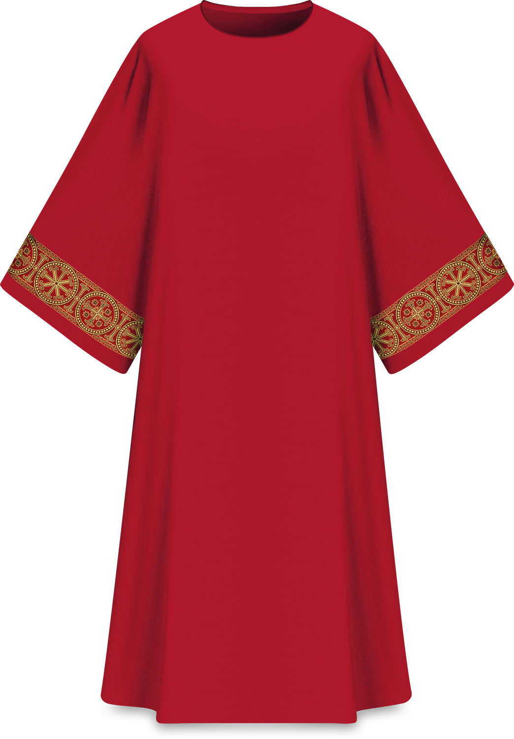 Dalmatic | Red | ASSISI by SLABBINCK
