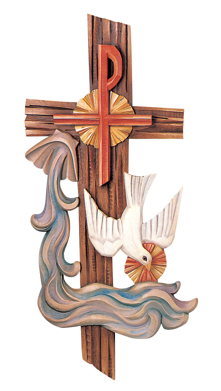 Woodcarved Church Symbols - ChurchSupplies.com