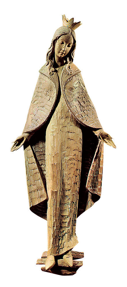 Blessed Virgin Statue | Demetz