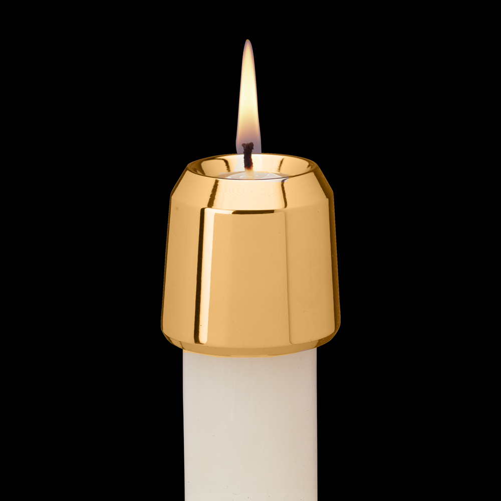 Candle Follower | Bronze