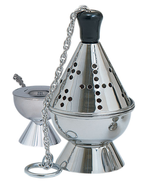 Censer and Boat | Thurible | K201