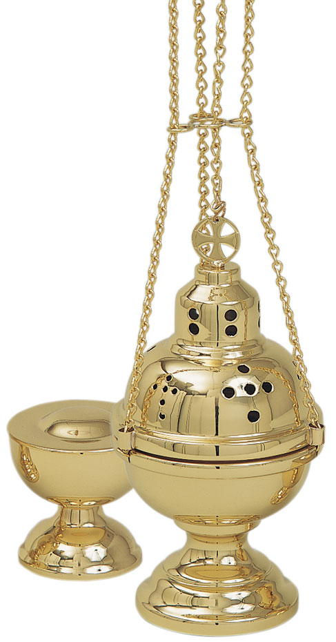 Censer and Boat | Thurible | K701