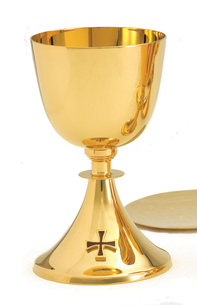 Communino Chalice and Paten | A-150G