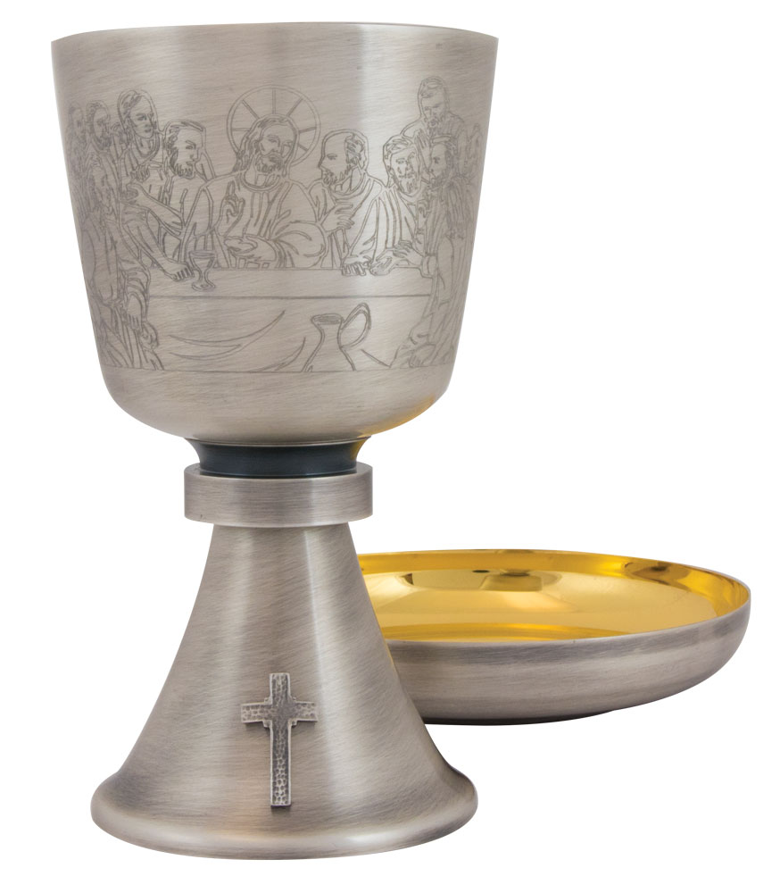 Communion Chalice and Paten | A-2026S