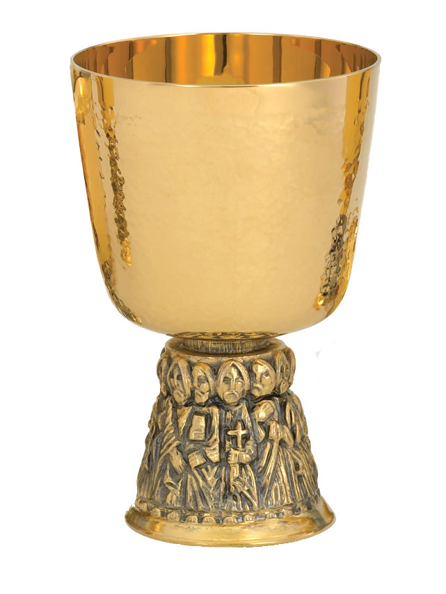 Communion Chalice and Paten | A-2400G