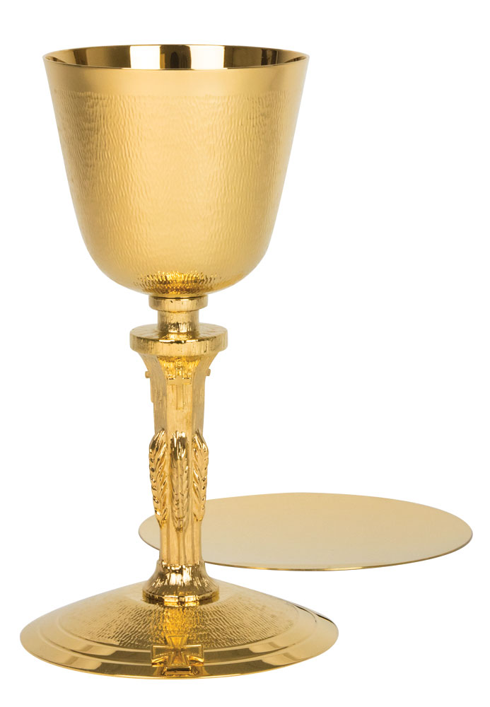 Communion Chalice and Paten | A-415G
