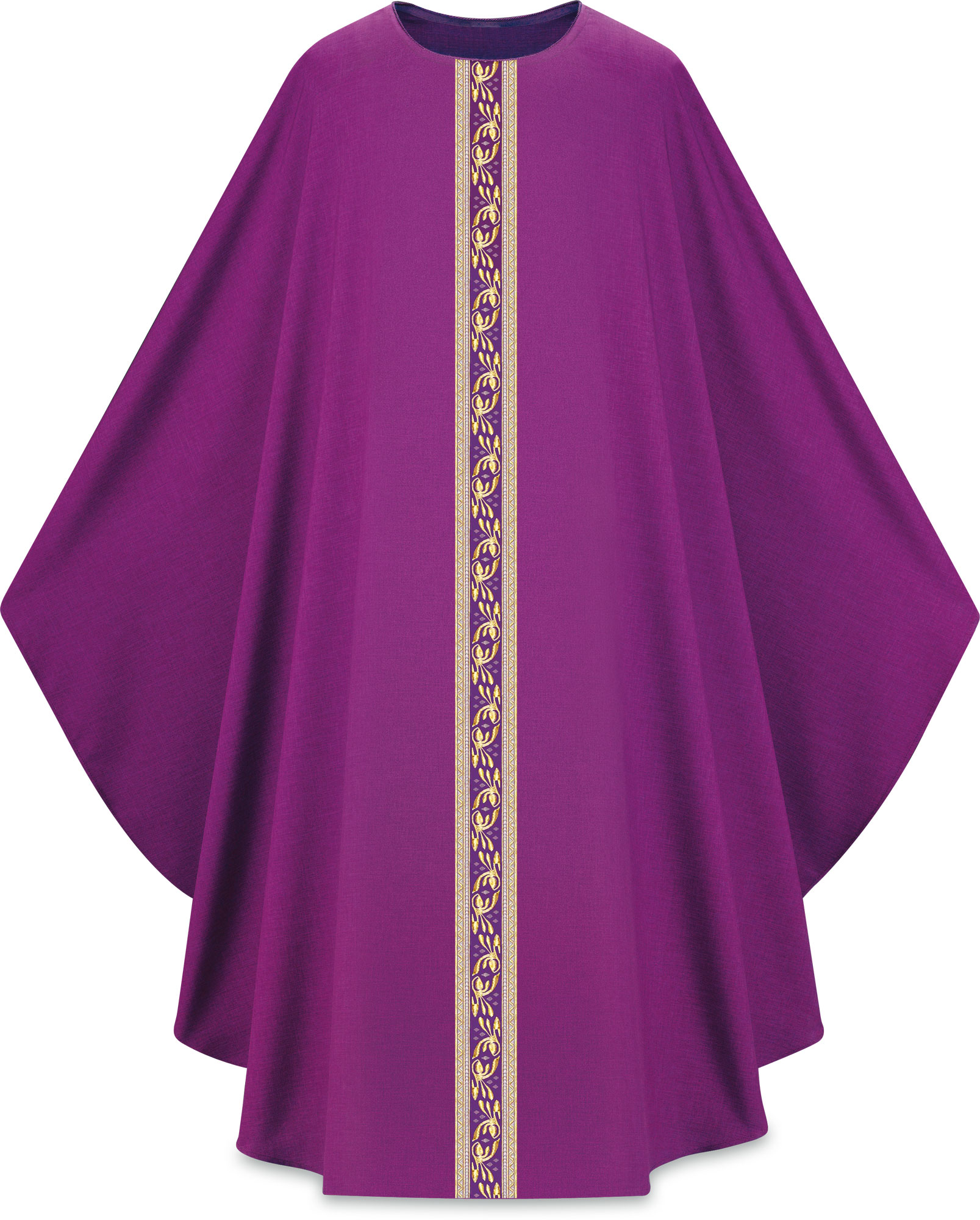 Chasuble - 5184 Purple