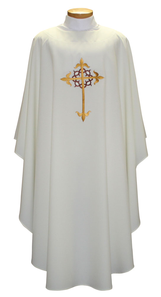 Chasuble | Cross with Crown of Thorns | 2023