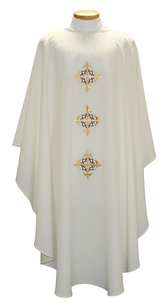 Chasuble | Cross and Crown of Thorns | 2027