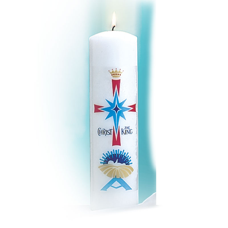 Christ Candle | Christ the King
