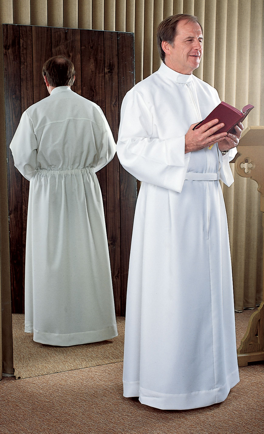 Clergy Alb | 100% Polyester | Style 450