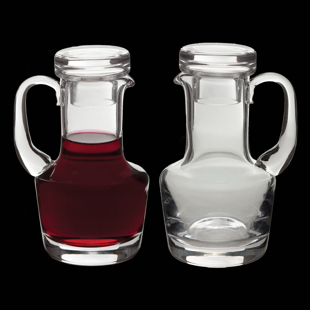 Cruet Set for Communion Wine | Glass | 7 oz | CB-16