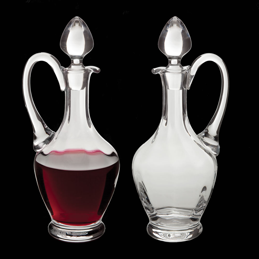 Cruet Set for Communion Wine | Glass | 12 oz | CB-18