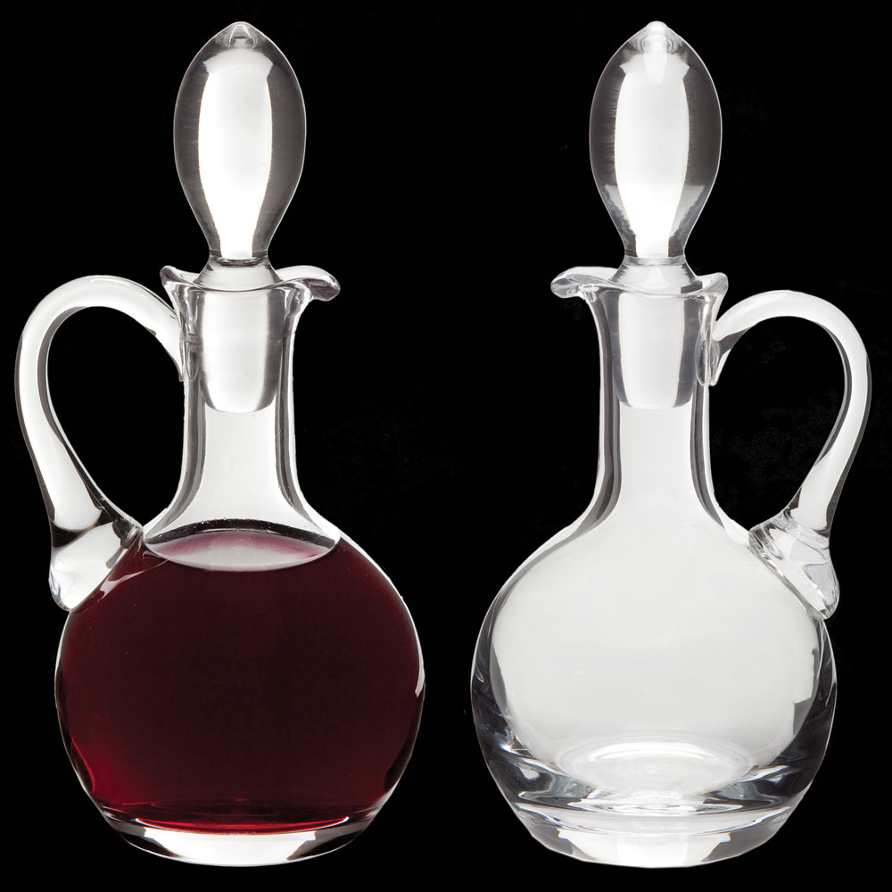 Cruet Set for Communion Wine | Glass | 10 oz | CB-19