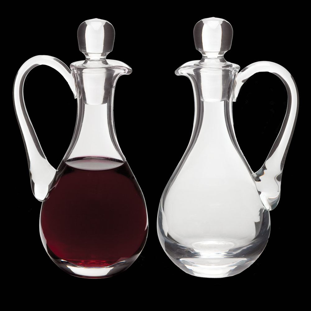 Cruet Set for Communion Wine | Glass | 10 oz | CB-20