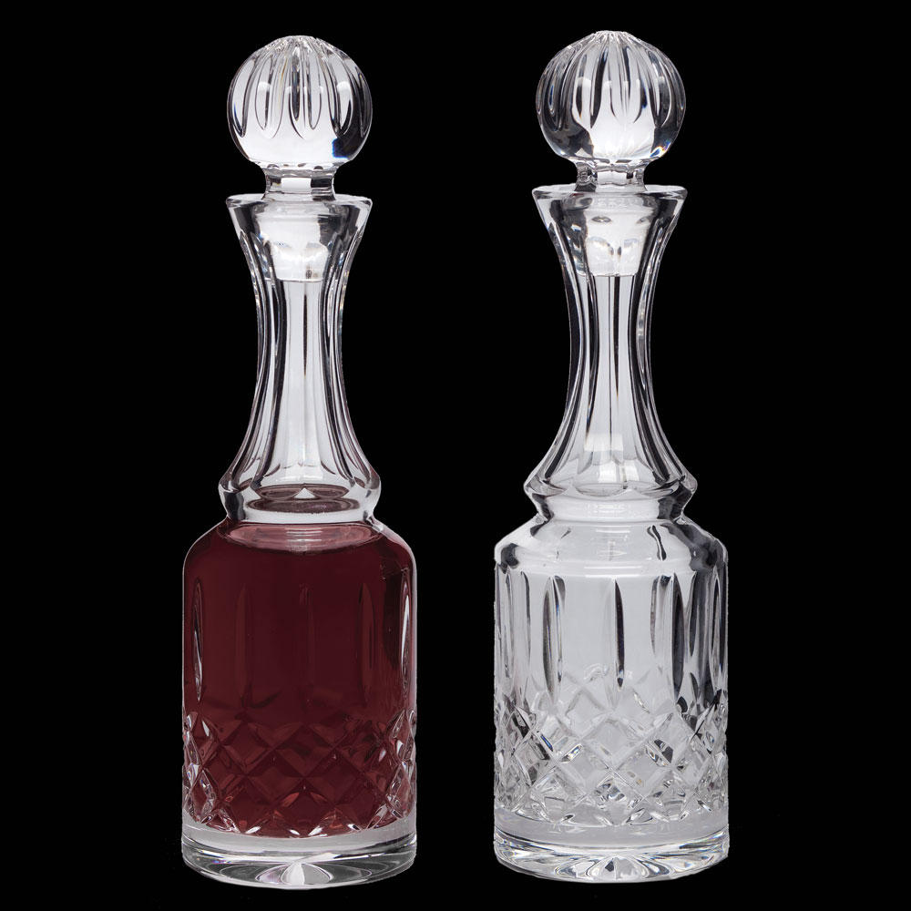 Cruet Set for Communion Wine | Crystal | 8 oz | CB-13