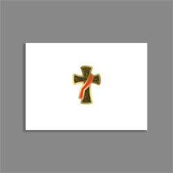Deacon Note Cards - Box of 25