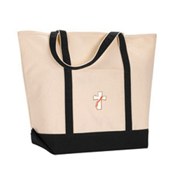 Tote Bag with Deacon Logo