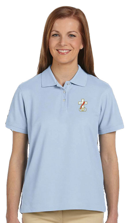 Deacons Wife Polo Shirt | 10 colors