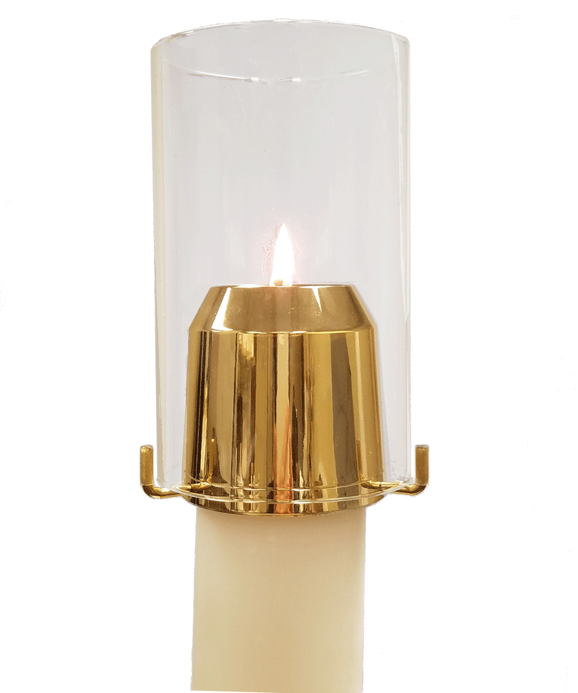 Draft Resistant Candle Followers | 2-3/16 inch to 3-1/2 inch