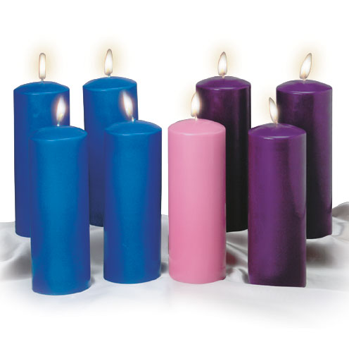 pillar candles candles for Advent beeswax pillar candle Christmas candles Advent candles Advent beeswax candles Advent pillar candles