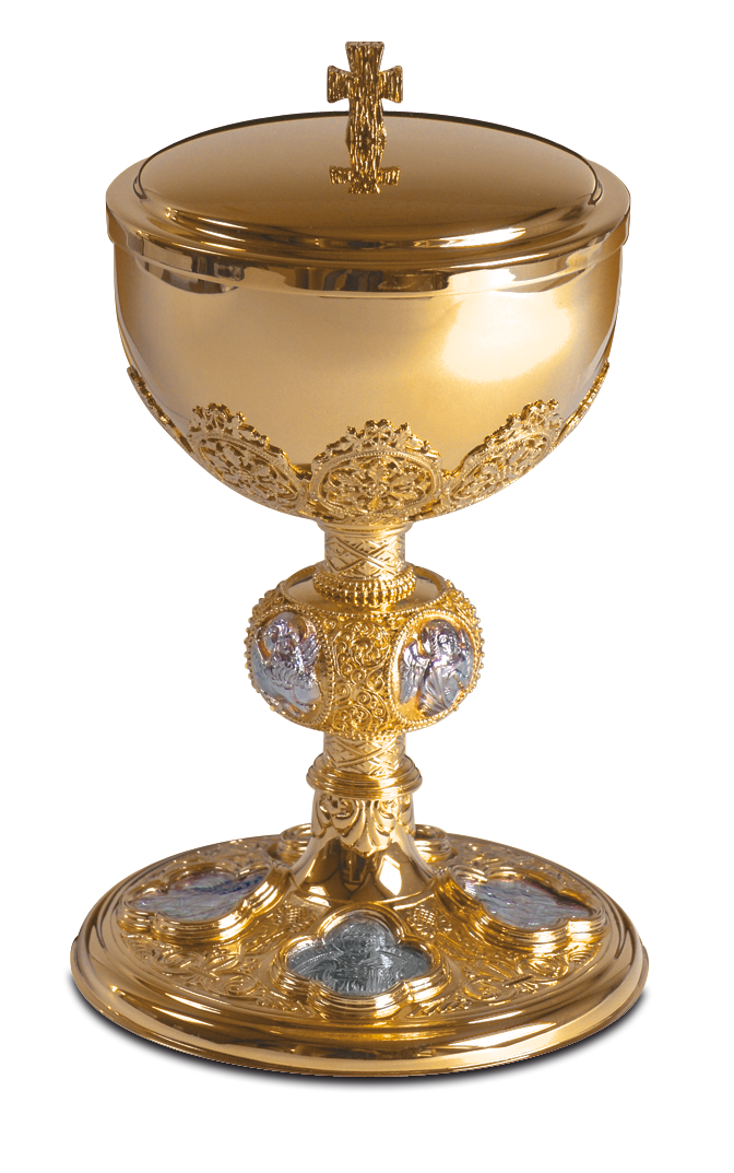 Four Evangelists Ciborium