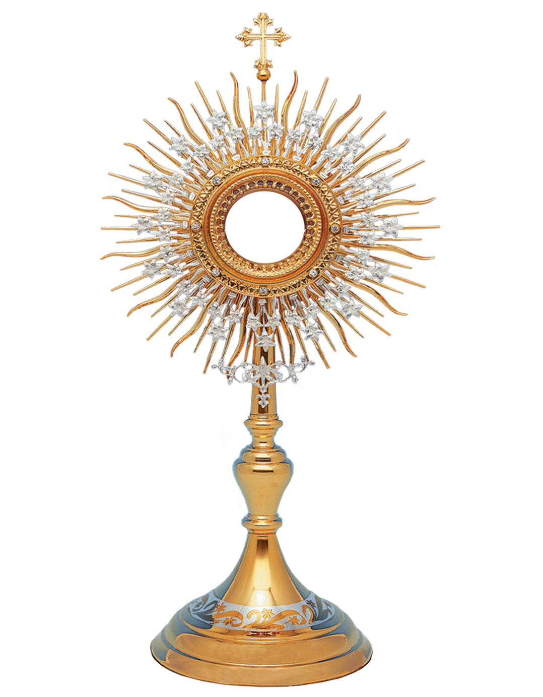 Monstrance | Ostensorium | Traditional Roman