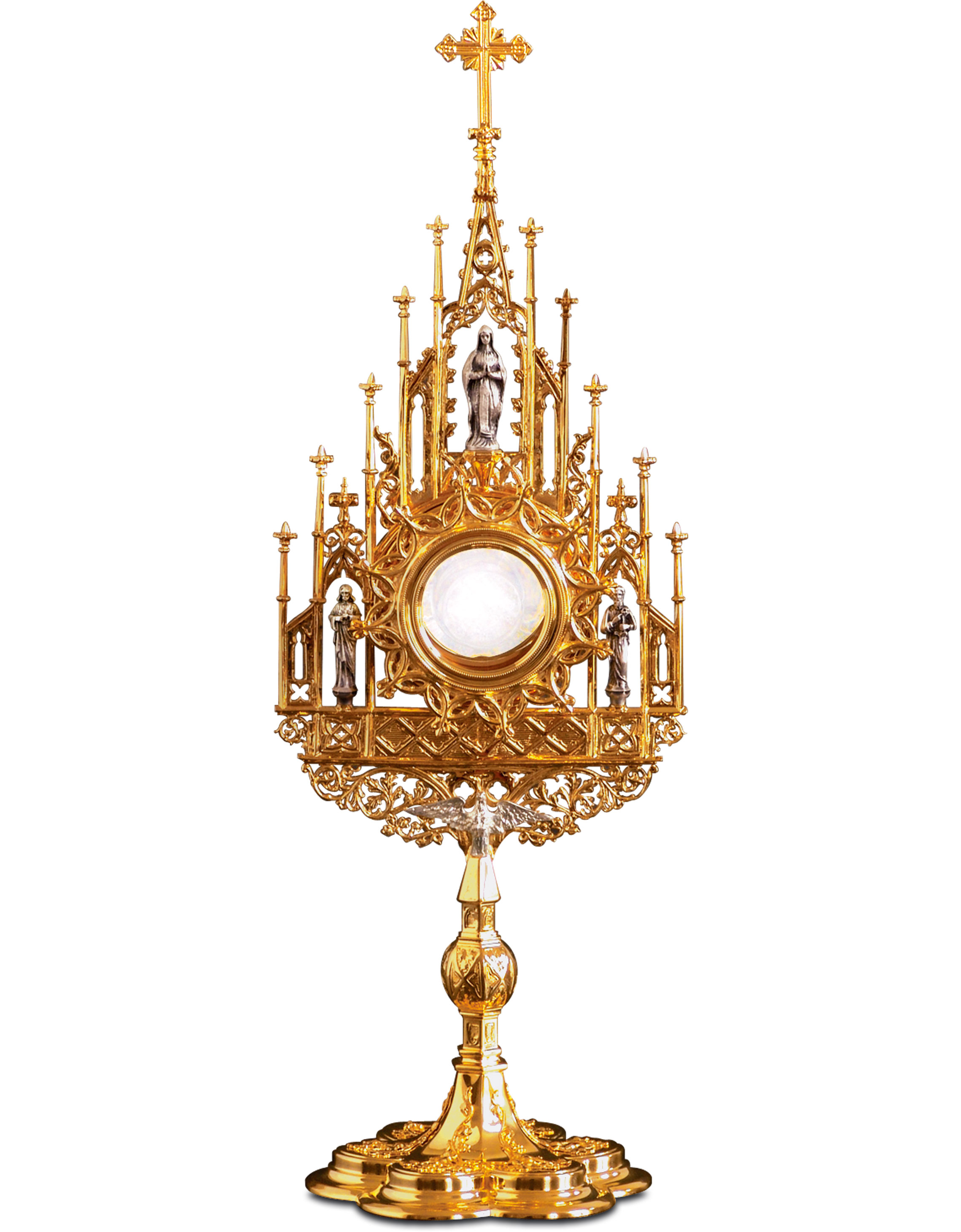 Monstrance | Ostensorium | Gothic French