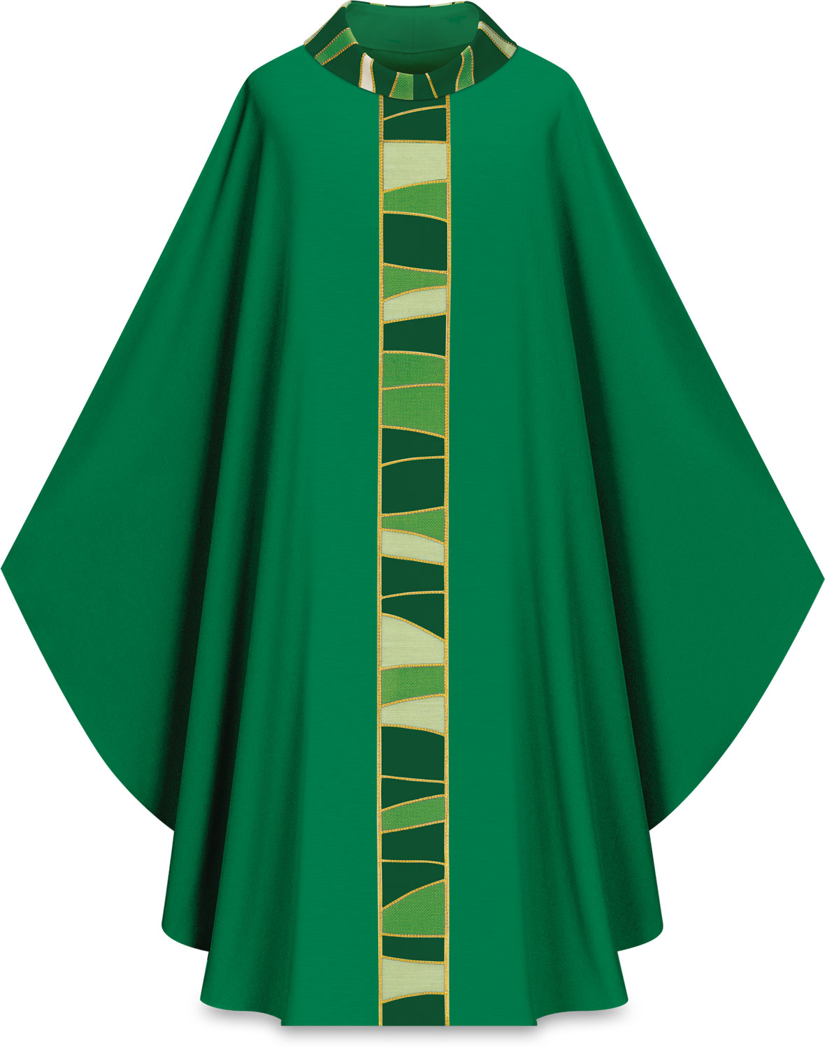 Chasuble | Green | 5176 | Slabbinck