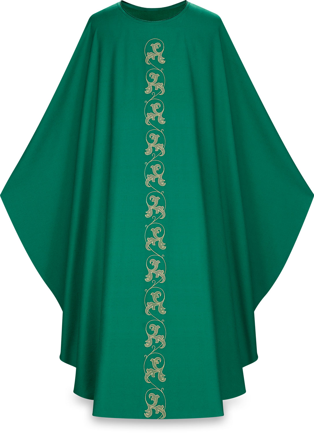 Chasuble | Green | 5224 | Slabbinck