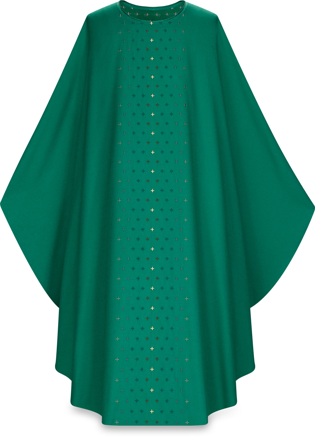 Chasuble | Green | 5225 | Slabbinck