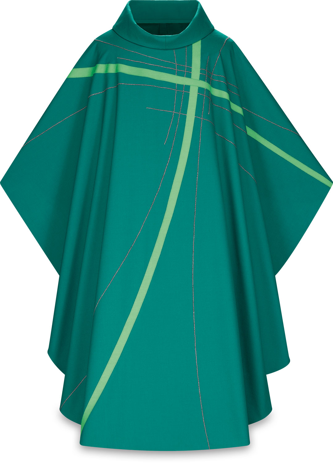 Chasuble | Green | 5226 | Slabbinck