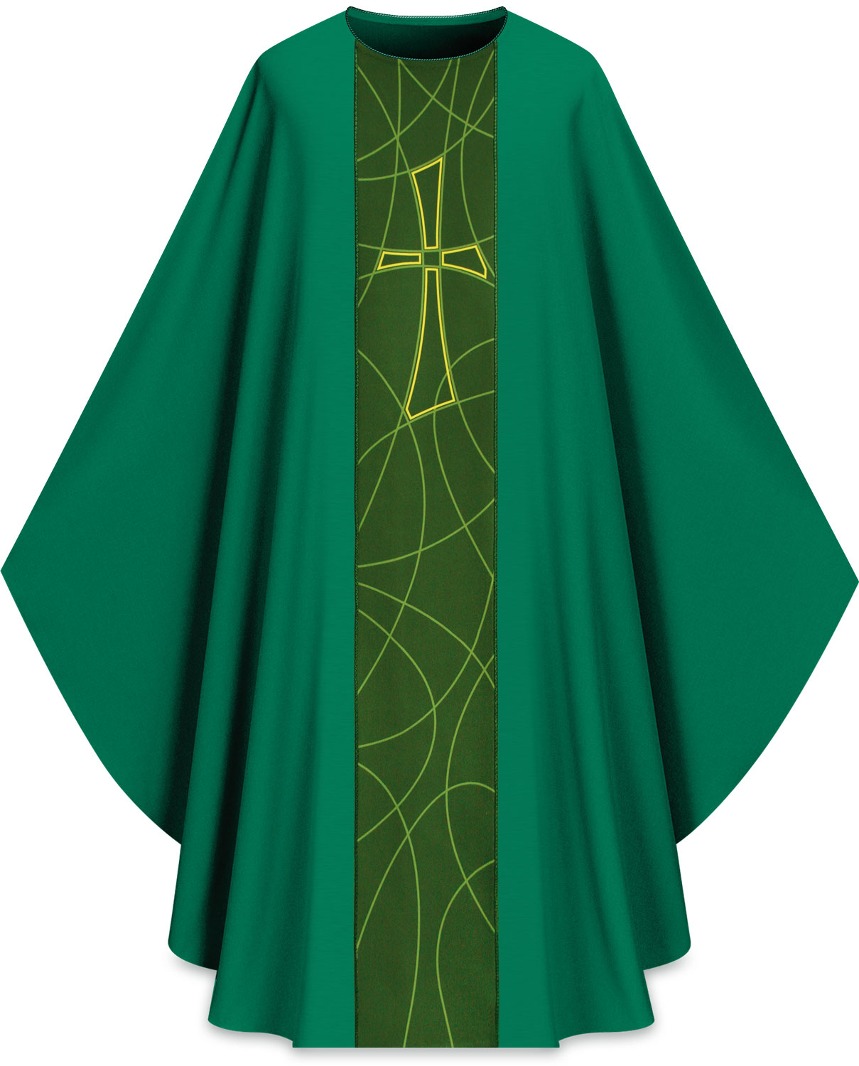 Chasuble | Green | 5230 | Slabbinck