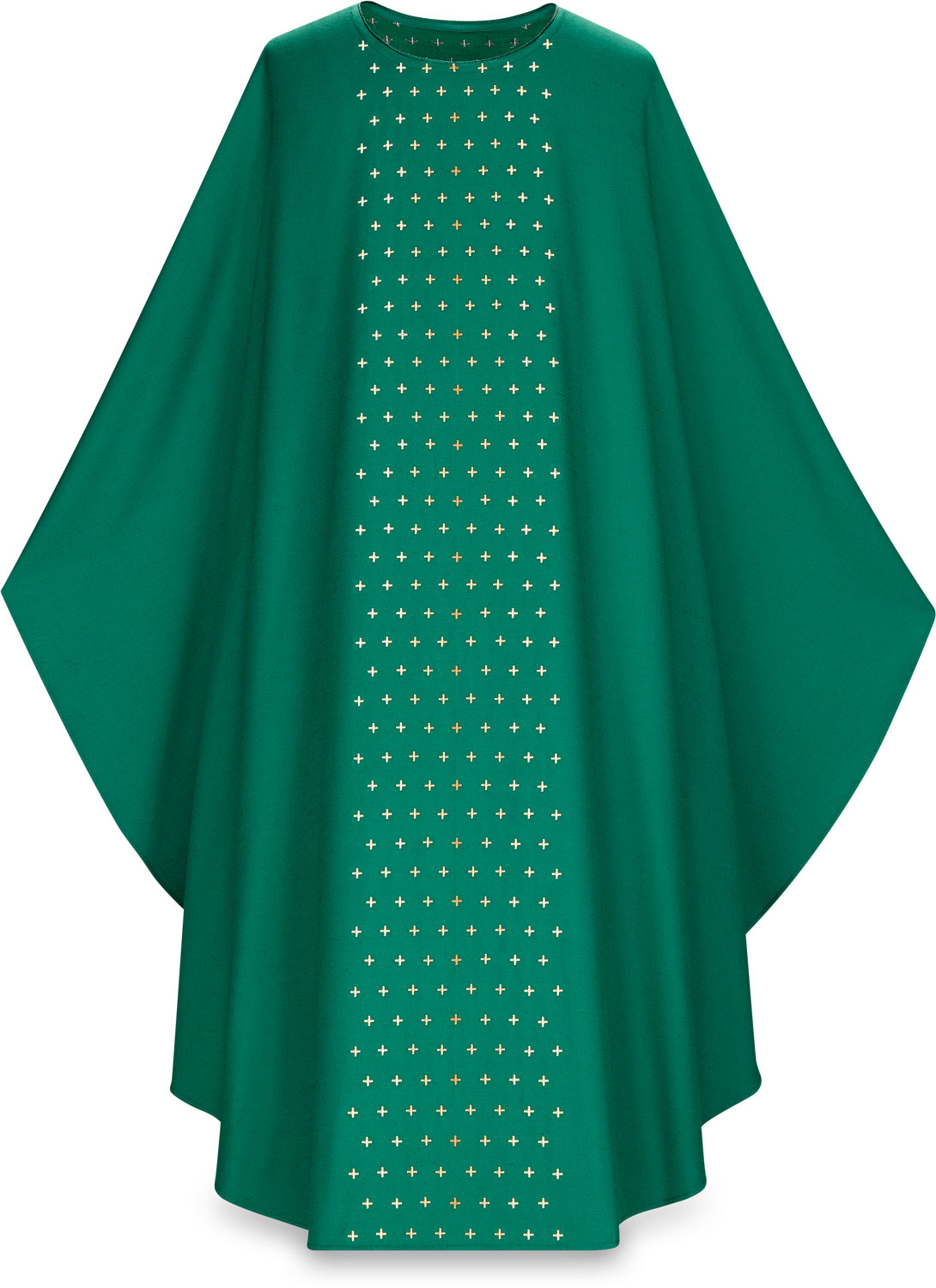 Chasuble | Green | 5231 | Slabbinck