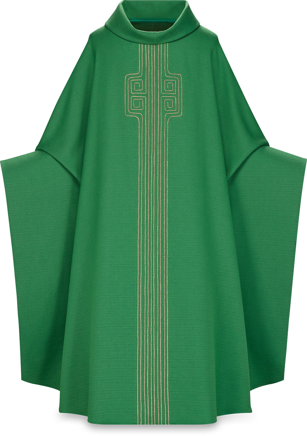 Chasuble | Green | 5239 | Slabbinck