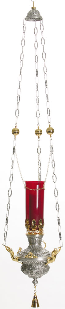 Hanging Sanctuary Lamp | K507