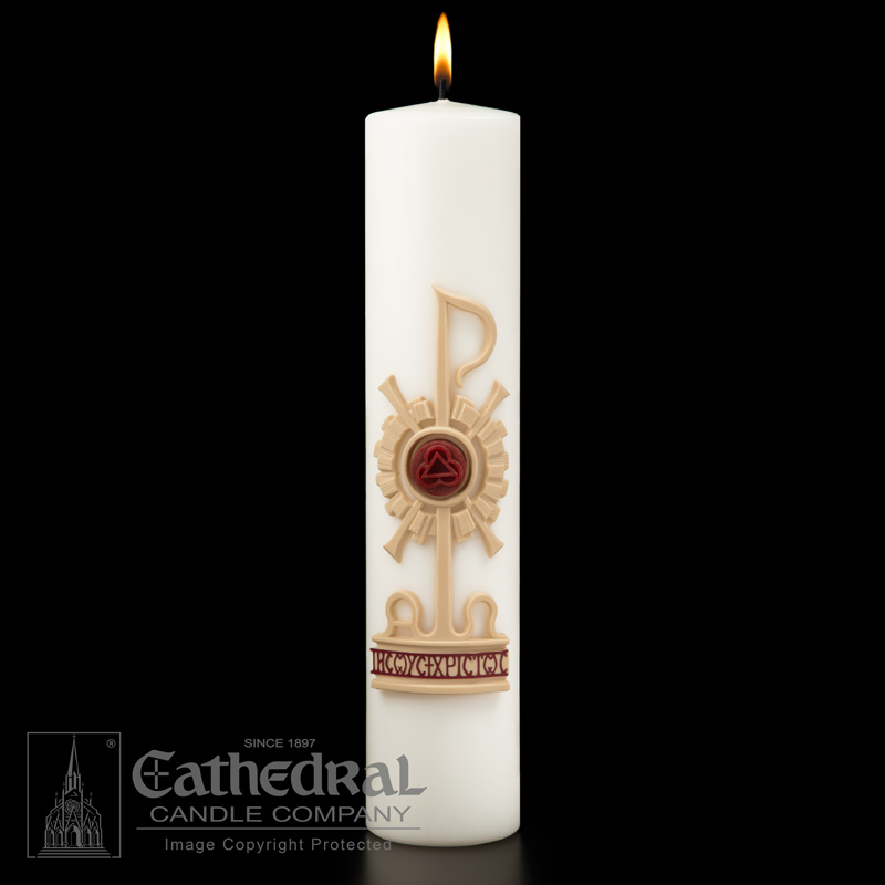 Christ Candle | Holy Trinity