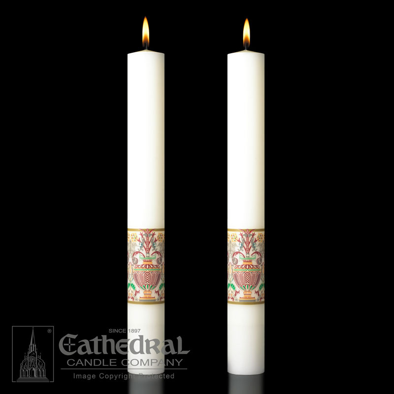Altar Candle - Investiture