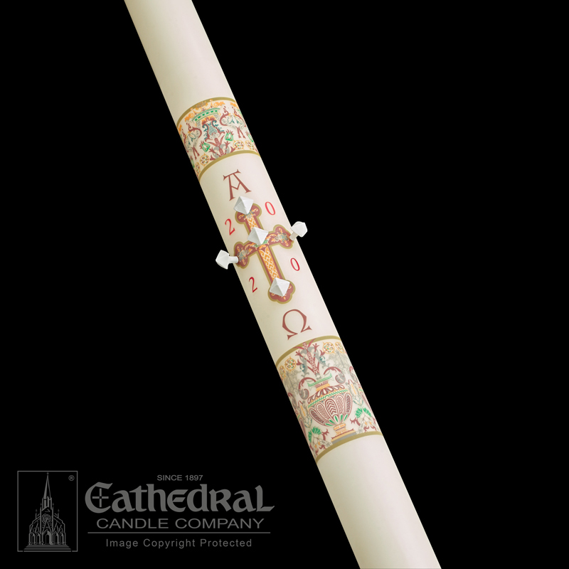 Paschal Candle | Investiture | Classic
