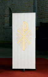 Lectern Cover - Chi-Rho