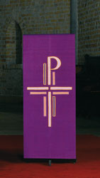 Lectern Cover - Multi-Cross