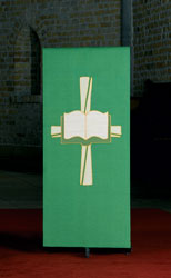 Lectern Cover - Word of God