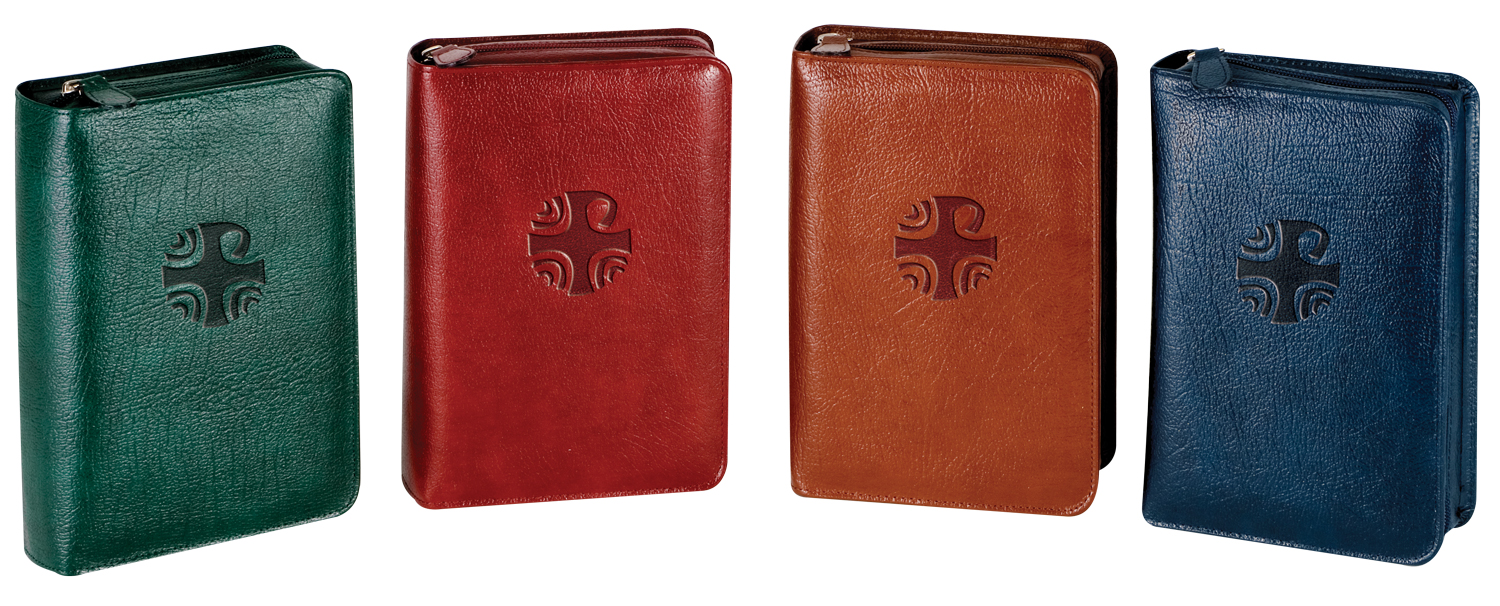Liturgy of the Hours | Leather Cases | Colored